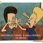 Beavis si Butthead - antimanele