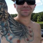 tatuaj pe sfarc