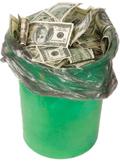 bani la gunoi