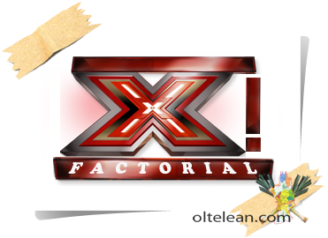 x factor factorial