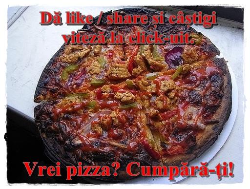 castiga o pizza