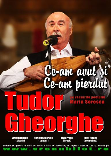 concert Tudor Gheorghe la Oradea