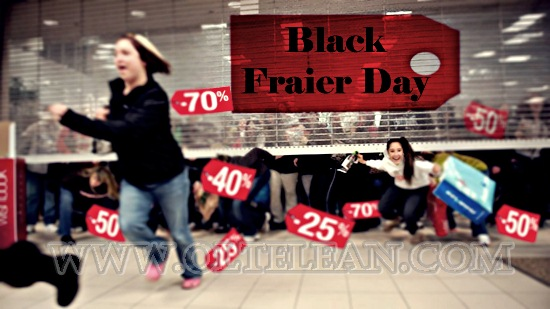 black fraier day