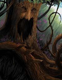 copac monstru