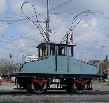 locomotiva tramvai oradea