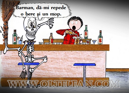 schelet la bar