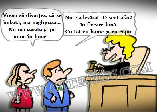 la judecata