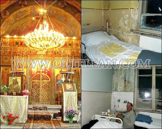 biserica vs spital