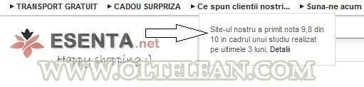 nota site
