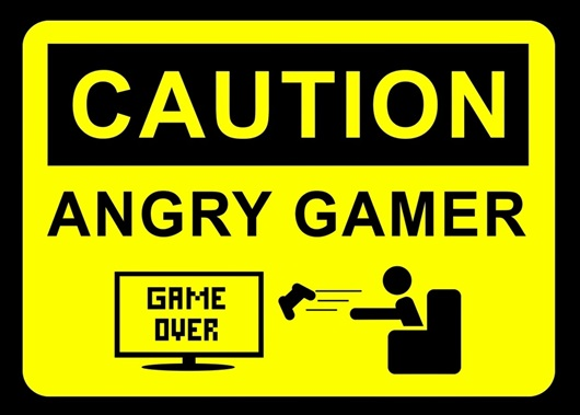 wallpaper-gamer-game-over