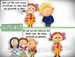 Bancul de duminică: Brexit sau exit, bre!