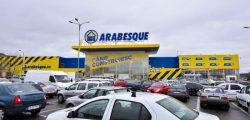 Arabesque a deschis un centru comercial in Pitesti