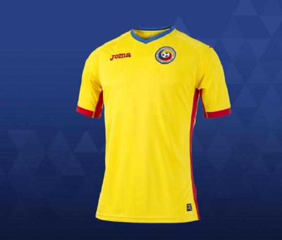 echipament fotbal romania