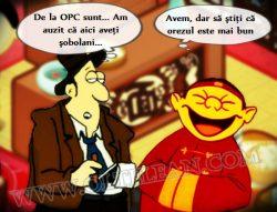 OPC-ul la restaurantul chinezesc