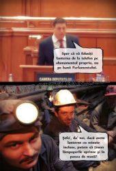 Senatorul PSD Șerban Nicolae crede că blițul de la telefon îți consumă minutele din abonament