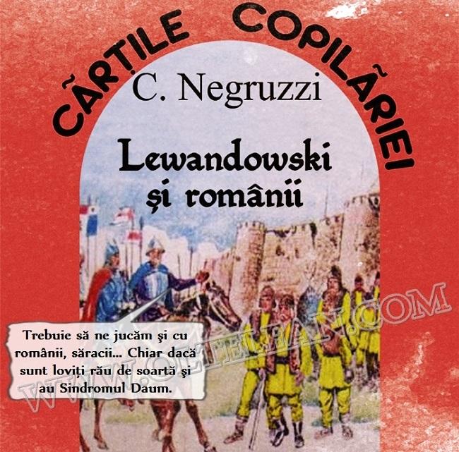 lewandowski si romanii
