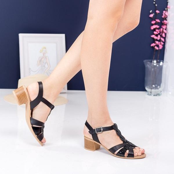 sandale-dama-piele-kelda-negre-cu-toc-gros