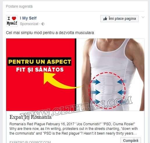 reclama facebook