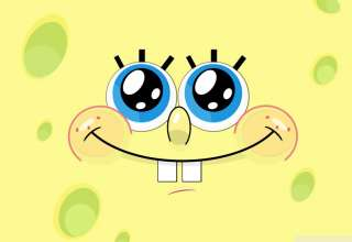 spongebob-smile