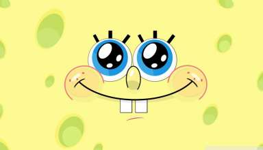 spongebob-smile
