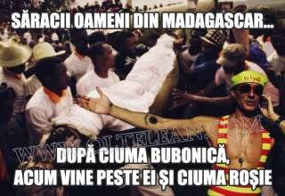 Radu Mazare in Madagascar