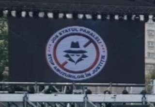 PSD statul paralel logo